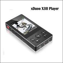 Xduoo x3ii x3 ii dsd128 hiby без потерь mp3 плеер ak4490 Портативный