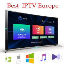 Arabic French IPTV Subscription android tv box NEOTV PRO Fre