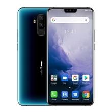 """Téléphone portable Ulefone T2 Android 9.0 6.7 """"FHD + écran MT6771T Helio P70 Octa Core 6GB + 128GB NFC Face ID Smartphone de Charge sans fil"""