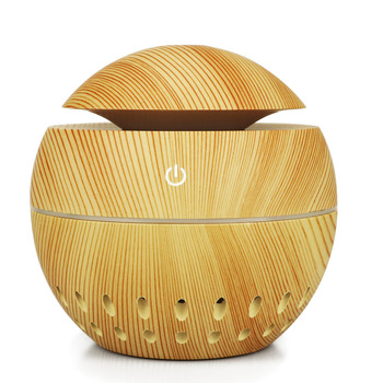 Mini Incense Burners Usb Mist Humidifier Sphere Humidifier Home Office Baby Portable Humidifier Colors Led Light 50XXL26