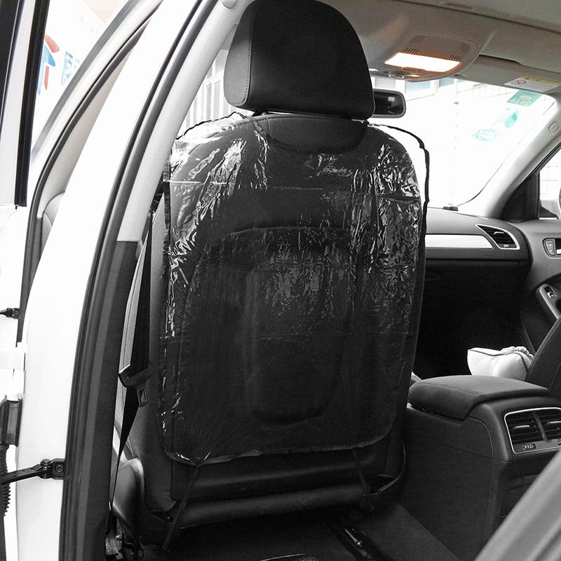Car Seat Cover Auto Back Protector Car Auto Interior Clean Covers Clean Mud Protection For Children Kick Mat Mud Protection