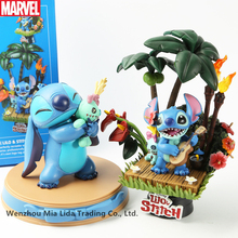 Hasbro Animation related product Lilo & Stitch Toy Dummy Desktop Auto Decorative Ornaments