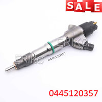 ERIKC 0445120357 Auto Engine Parts Fuel Injector 0 445 120 357 Car Diesel Common Rail Injection 0445 120 357 for Bosch VG WD615
