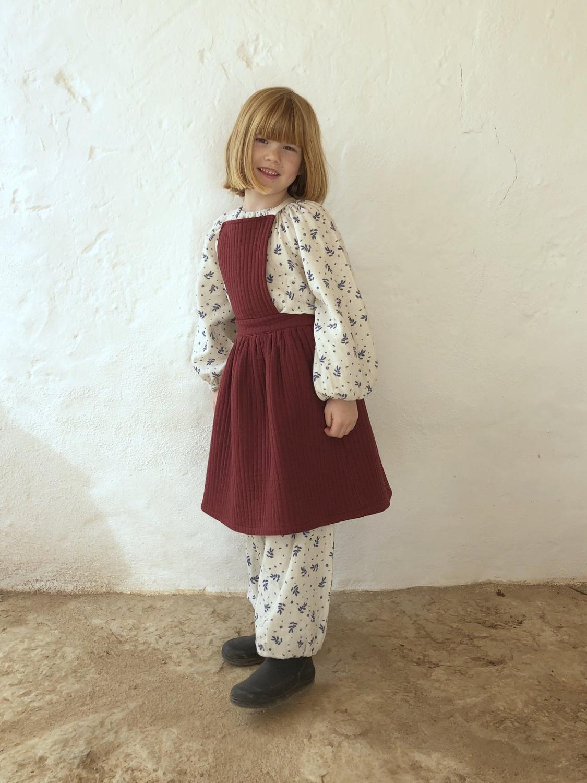 Kids T-shirt Liilu Brand Tops Baby Girls Shirts Long Sleeve Children Linen Boys Clothes Girl Tees 2020 New Autumn Thanksgiving 5