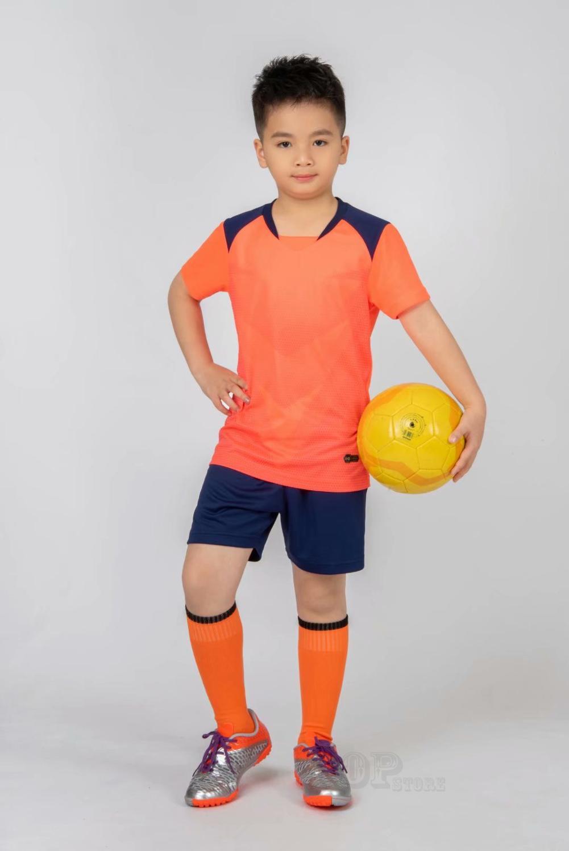 Kids football Uniforms boys girl soccer Jerseys Custom child Soccer Jersey Set Sportswear t-shirt sports suit new style 24