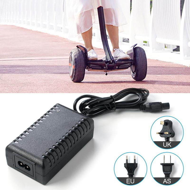 Power Adapter Battery Charger 42V For Smart Balance Hover Board Electric Scooter Lithium Battery Safe Charger Parts Accessory
