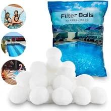 Filter Balls Filterwatte für Pool Filterballs Filtersand Filterbälle Pool Filter