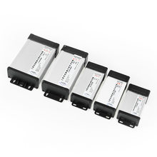 5 в 12 В силовые Трансформаторы 12 5 в импульсный источник питания Трансформаторы светодиодный драйвер 5A 20A 25A 40A 70A открытый непромокаемый SMPS