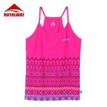 ROYALWAY женские футболки без рукавов из хлопка; удобные пижамы; RTL1235D