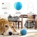 Мячик-игрушка для домашних животных для собаки кошки Умная игрушка шар светильник Мигающий Прыгающий мячик, игрушечный щенок, надувные пры...