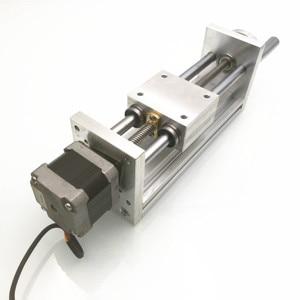 Image 1 - Дорожный ЧПУ роутер с перемещением по оси Z, 170 мм, комплект линейного движения для 3D принтера Reprap, ЧПУ, без/с двигателем (секундный шаг NEMA17stepper)