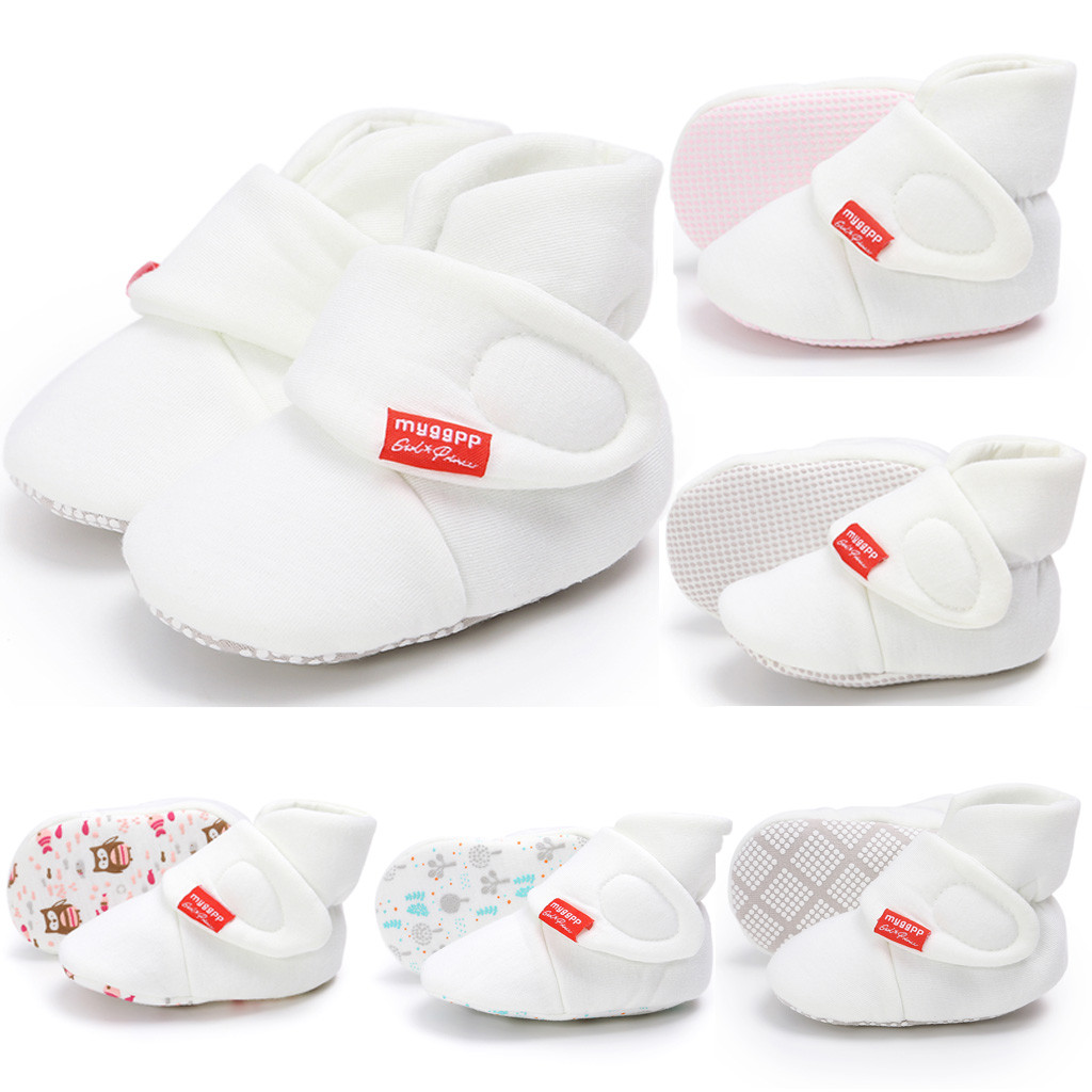 Boys Shoes First Walkers Baby-Girl Fashion Warm Kid Cute Solid -81640 Comfortable Hot-Sale