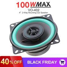 4 Inch 100W Universal Car HiFi Speaker Vehicle Door Auto Aud