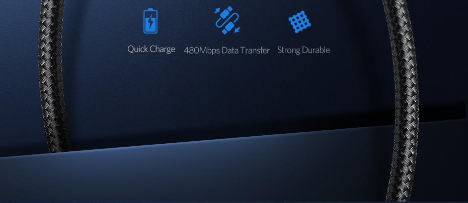 8 Ugreen Pakistan Micro USB Cable brandtech.pk