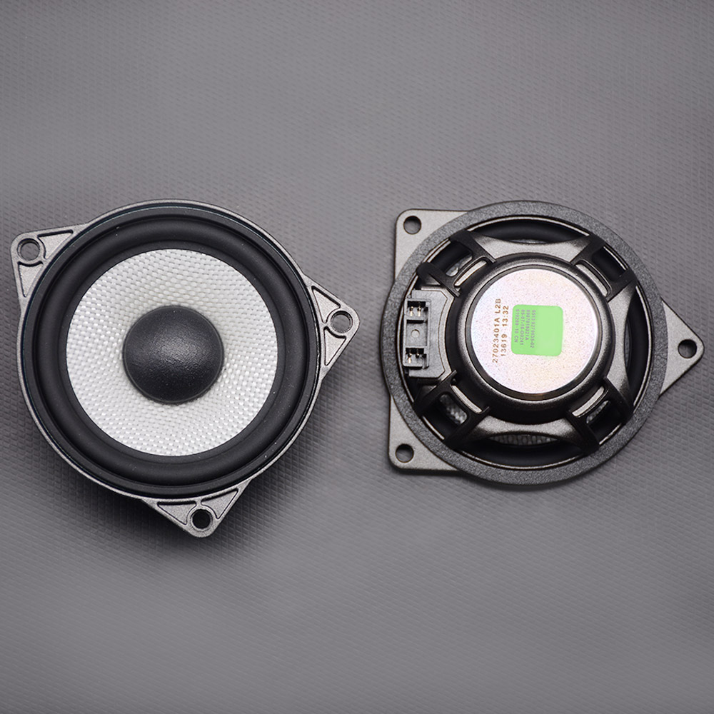 4 Inch Dashboard Midrange Speaker For Bmw F10 F11 F30 F32 F34 F01 F02 E90 E60 3 5 7 Series Full Range Frequency Loudspeaker Multi-tone & Claxon Horns  - AliExpress