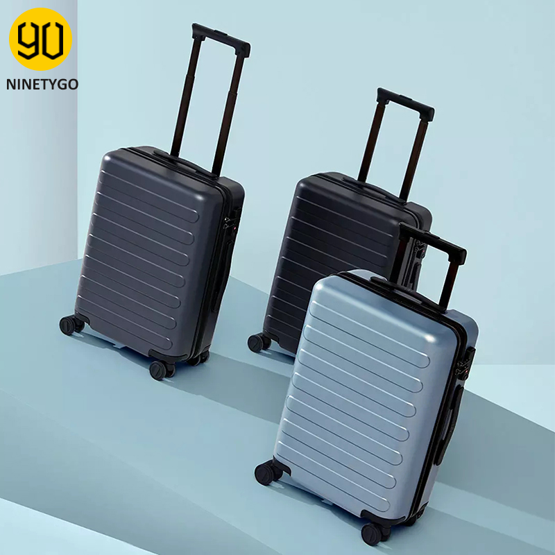 "Ninetygo 24"" 28"" Business Travel  Luggage 90 Points чемодан для путешествий чемодан на колесах 90 Fun 7 Bar чемоданы на колесиках|Чемодан на колесиках|   | АлиЭкспресс"