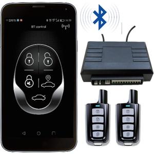 New Bluetooth one way car alar