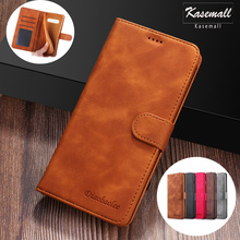 kisscase luxury business flip case for samsung galaxy s10 back cover leather case for samsung a50 note8 s7 note10 s8 s9 s8 plus Flip Leather Case For Samsung Galaxy S8 S9 S10 E Plus Note 10 Pro S7 A10 A20E A40 A50 A60 A70 A80 A90 M10 M20 Wallet Phone Cover