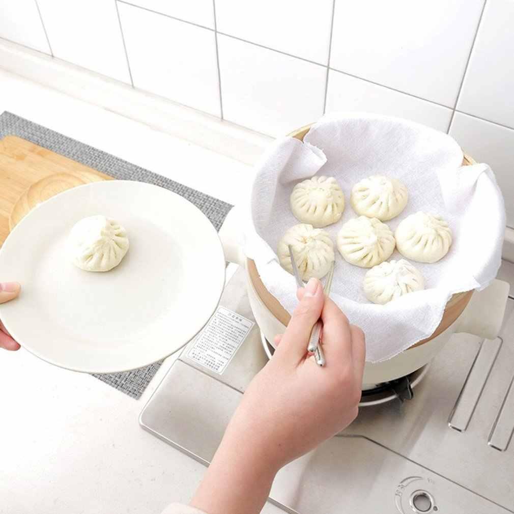 Phong Cách Nhật Bản Khăn Cotton Xông Hơi Vải Lồng Vải Hấp Hấp Bánh Hấp Bánh Bao Bánh Vải