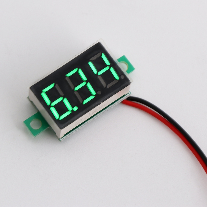 Digital Voltmeter 0.36