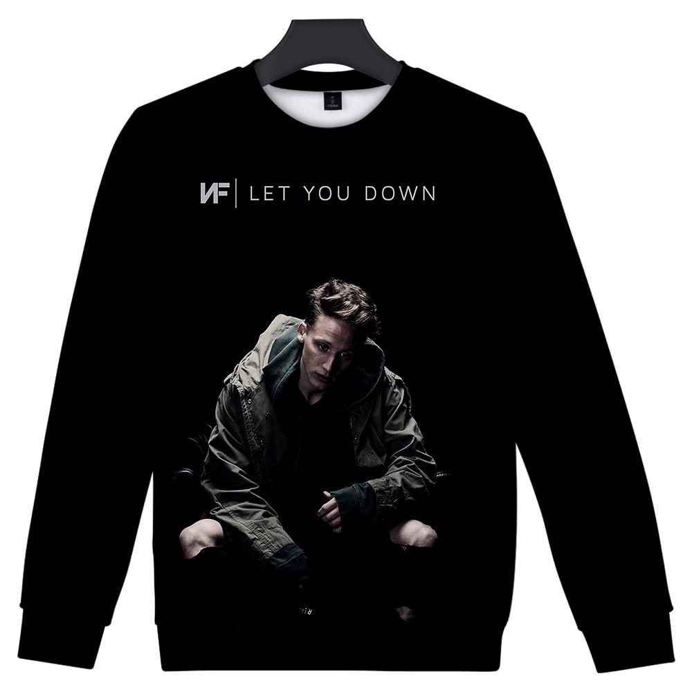 NF Let You Down Sweatshirt 1