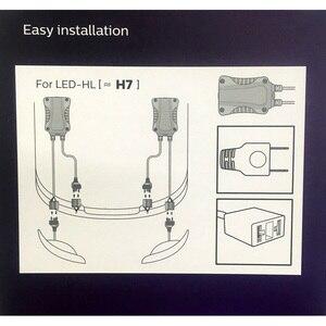Image 5 - Philips LED CANbus H7 18952C2 Decoder LED Adapter Fehler Stornieren Entfernen Dashboard Warnung Einfach Installieren (Twin)