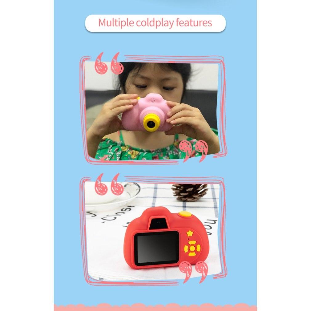 1920*1080 caméra pour enfants Mini Portable petit reflex Mini appareil photo numérique jouet peut prendre des Photos appareil photo reflex - 3