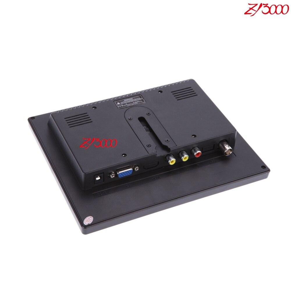 Новый 8 дюймов 4:3 СВЕТОДИОДНЫЙ монитор широкий экран HD монитор ЖК BNC видео монитор - 3