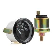 2Inch Pressure Gauge Oil guage Pressure Gauge PSI Press 0 - 100PSI 78g for automobile new hot truch Black 13mm 1 4 pt 0 100 psi axial y 60 model oil filled pressure gauge