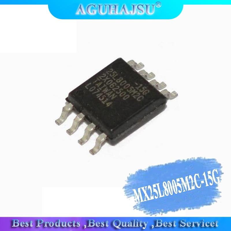 1pcs/lot MX25L8005M2C-15G MX25L8005M2C MX25L8005 SOP-8