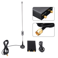 New RTL2832U+R820T2 100KHz 1.7GHz SDR Full Band Radio USB Tuner Receiver TV Accessories