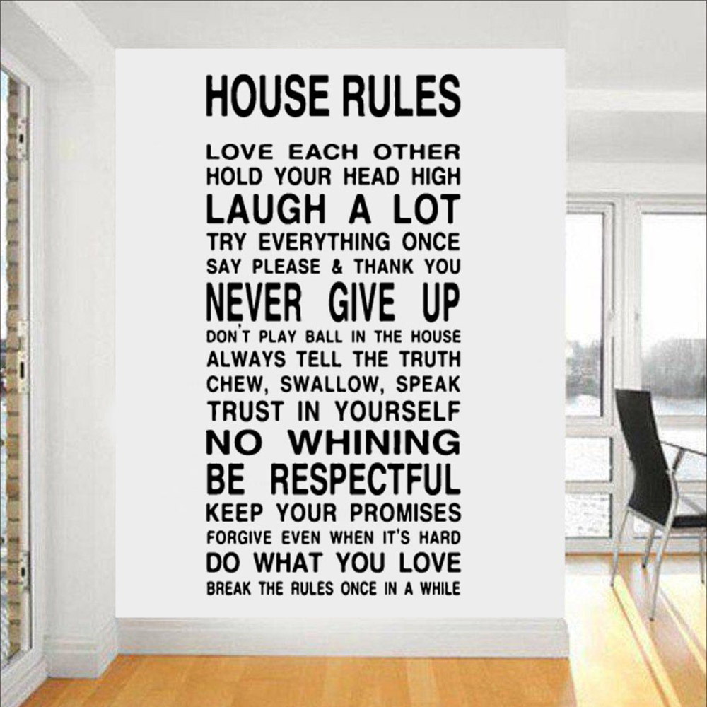 Wall Stickers Art Dining Room