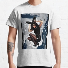 Мужская футболка в стиле поза Гранде, футболки Playboys для женщин и мужчин