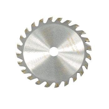 цена на 24 Teeth TCT Circular Saw Blade Wheel Discs TCT Alloy Woodworking Multifunctional Saw Blade For Wood Metal Cutting 85x15MM