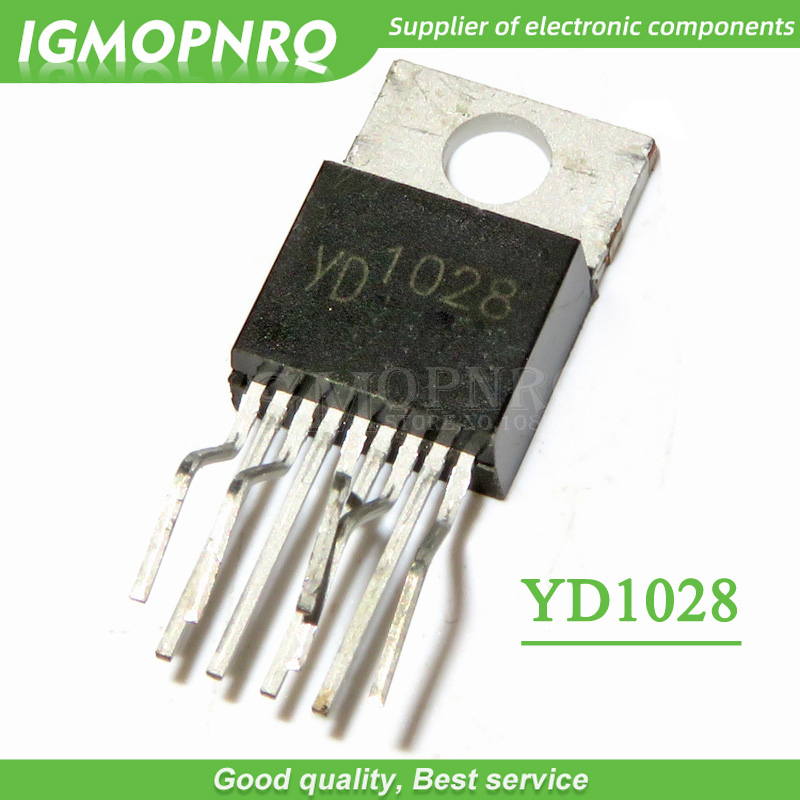 5PCS YD1028 1028 TO220 Two-channel Audio Amplifier Tube New Original