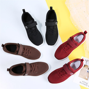 Image 5 - PINSEN Autumn Fashion Women Sneakers Flats Shoes Female Casual Lace up Breathable Mesh Sneakers Basket Femme Ladies Shoes
