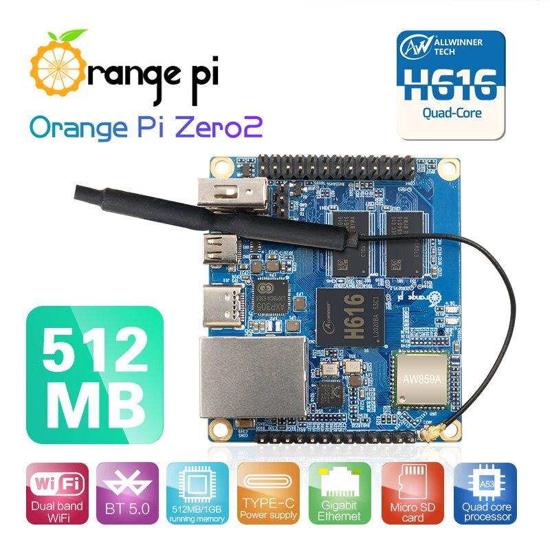 Тест образца Orange Pi Zero 2 512 Мб, цена со скидкой только для 1 шт. каждого заказа