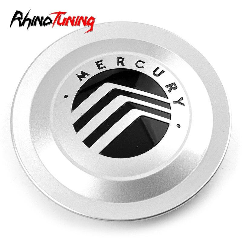 Mercury Ford Cougar Logo Black ABS Tire//Wheel Stem Air Valve CAPS Covers 4