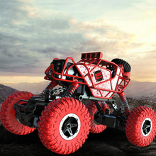 1:43 Mini Remote Control Car Climbing 2.4Ghz Racing Four Wheel Drive Off-Road Vehicle Childrens Toys Gifts