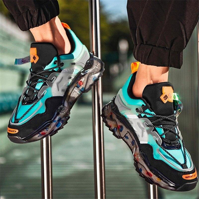 Low-top Men's Trend Sneakers