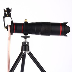 22 keer Telefoon Lange Telelens Universal Outdoor Fotoshoot Externe Lens Met Statief