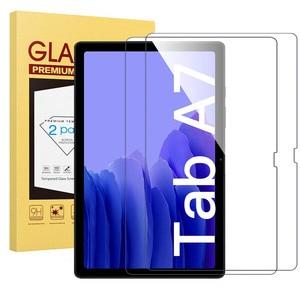 2 unidades/pacote protetor de tela para samsung tab a7 10.4