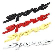 Car Body Sticker Sport Emblem Refit Badge Decal for BMW Subaru Audi Ford Nissan Mazda
