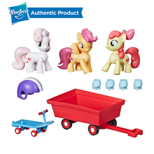 Hasbro My Little Pony Cruising Cutie Mark Crusaders Action Figure Collection Model Doll For Kid Girl Gifts