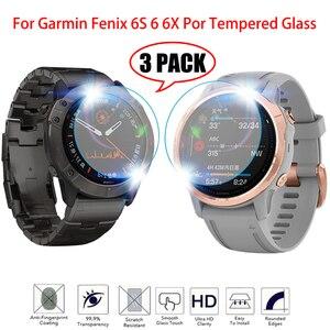 Image 1 - 9H izle koruyucu Garmin Fenix 5 5s artı 6S 6X6 Pro Ultra net temperli cam Film koruma ekran koruyucu Film 3 adet