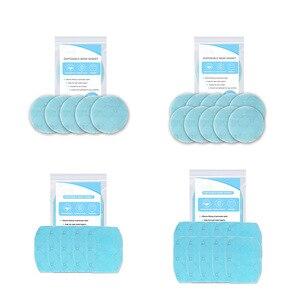 New 5/10 Pcs Outdoor Practical Medical Disposable Non-woven Haze Facial Mask Pad PM2.5 N95 Face Mask Filter Equipment