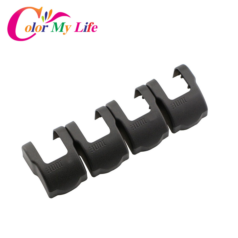 Color My Life Car Door Lock Protection Cover Door Stopper Covers For Ford Ecosport 2012 2013 2014 2015 2016 2017 2018 2019 2020