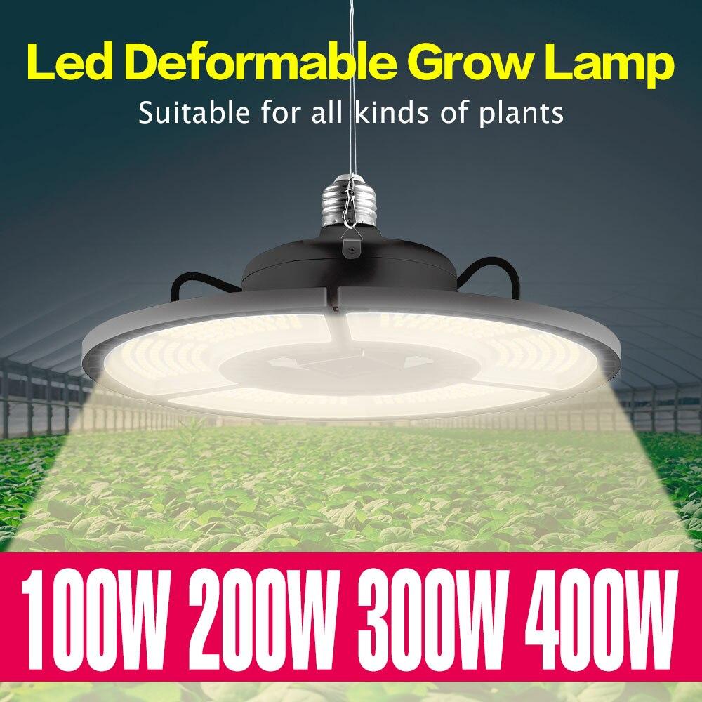 E27 Led Grow Light 220V Plant Flower Seedling Sunlike Light Waterproof Growing Light LED Full Spectrum Indoor Grow Tent Lighting