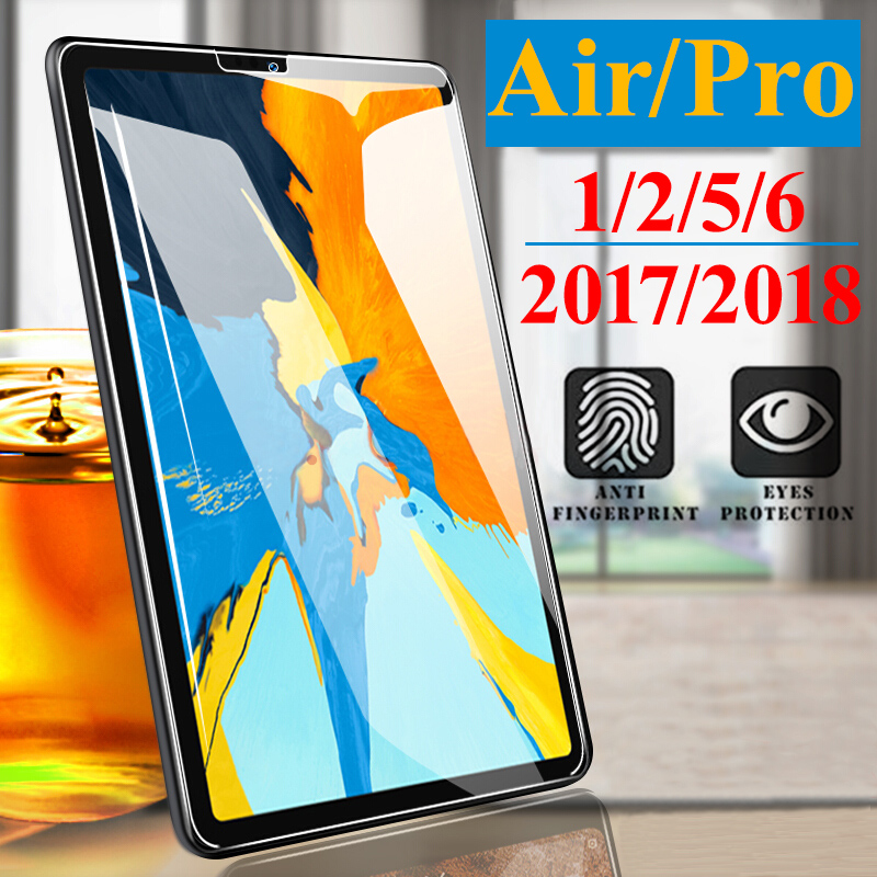 3 Pcs 2018 Anti-Scratch Screen Protector Clear//Matte For ipad 6 Pro 12.9 11 9.7