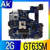 Para ASUS K45VM K45VD A45V K45VJ K45VS A85V P45VJ QCL40 LA 8221P REV1.0 GT635M 2G Sistema Laptop Motherboard Mainboard